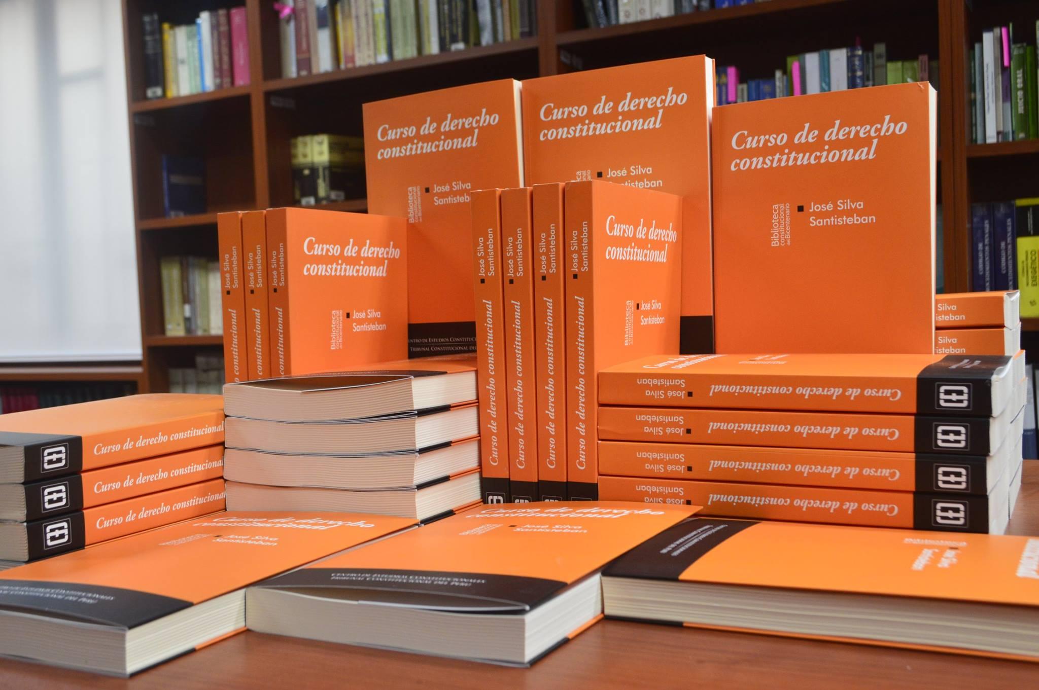 Curso de derecho constitucional - José Silva Santisteban