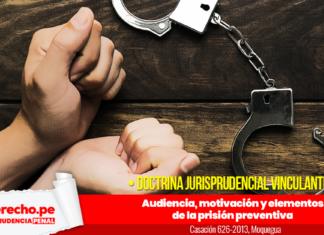 Casacion 626-2013, Moquegua con logo de jurisprudencia penal y LP