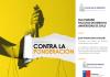 «Contra la ponderacion», conferencia de Juan Antonio García Amado (Afiche: Universidad de Chile).