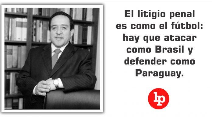 """""""La pequeña historia del libro de Carlos Maximiliano"""", emotivo post del profesor Castillo Alva"""