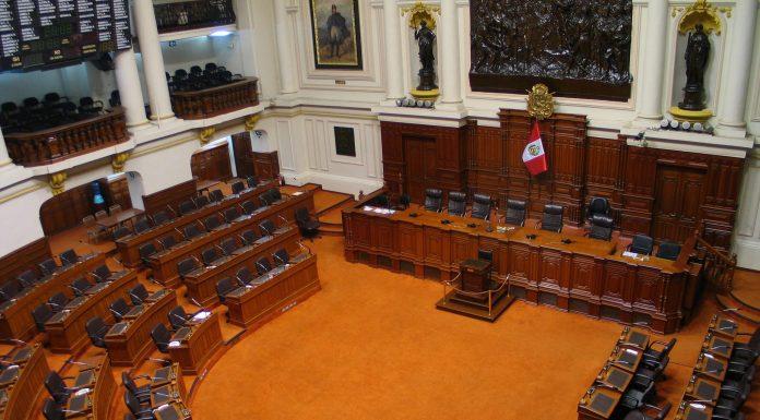 Proponen norma que prohíbe tomar juramento a congresistas electos con procesos penales abiertos.