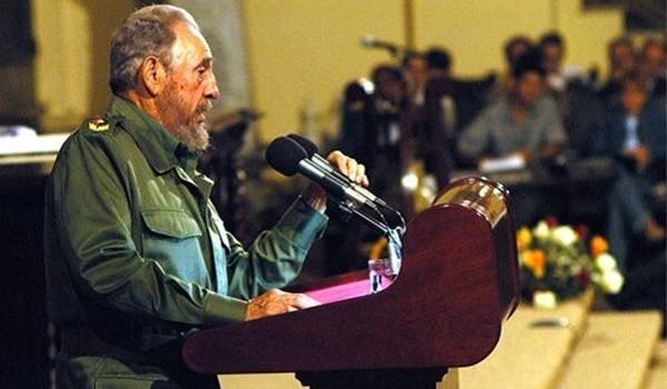 Discurso en la Universidad de la Habana| Legis.pe