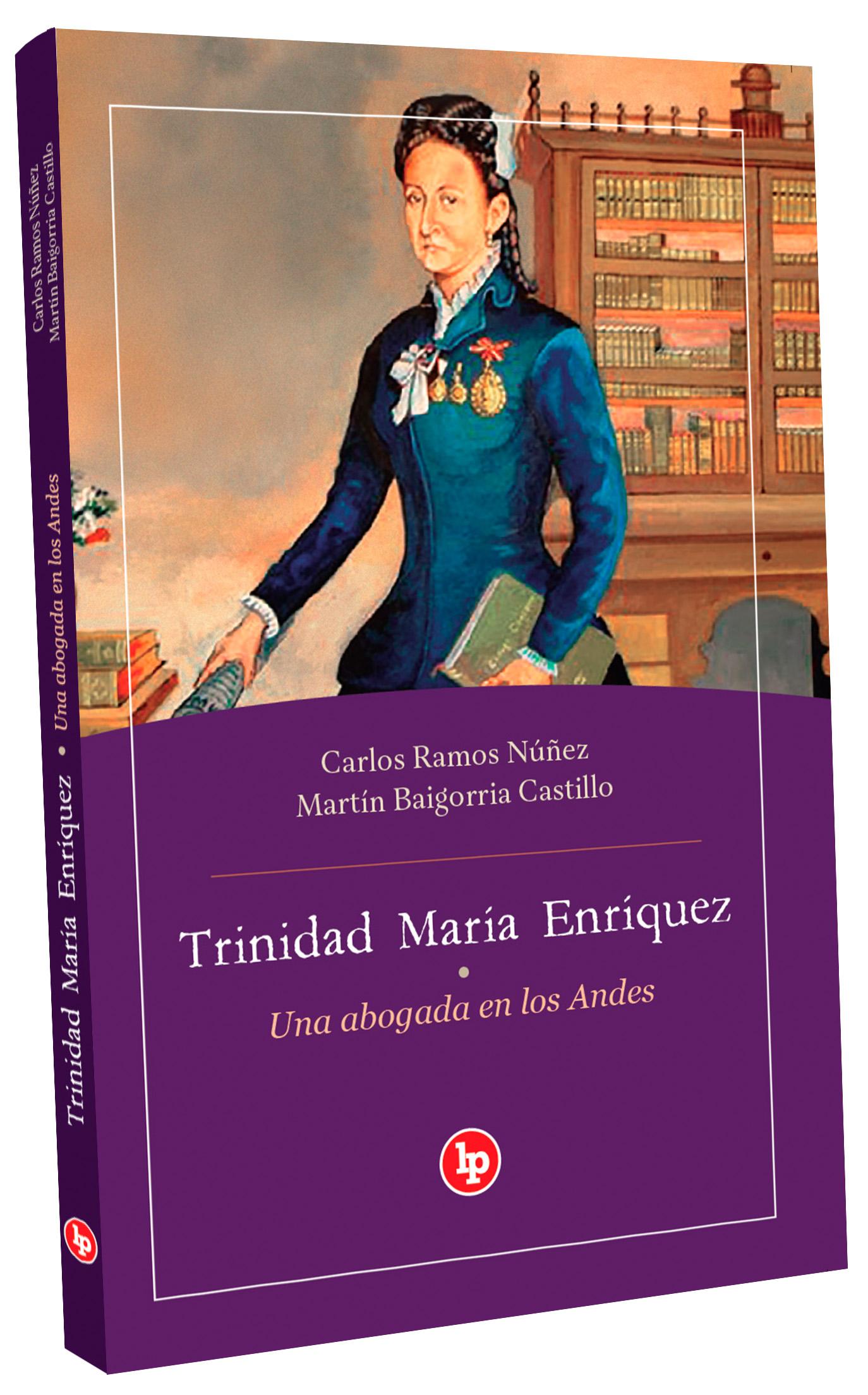 Trinidad María Enríquez, la primera «abogada» del Perú y América Latina | LP