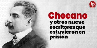 Chocano y otros nueve escritores -LP