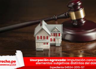 Expediente 04534-2015-57 con logo de jurisprudencia penal y LP