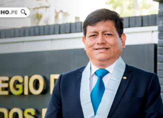 Walter Ayala fue destituido del Consejo de Ética del CAL tras suspender colegiatura de Chávarry