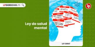 Ley 30947-LPDerecho