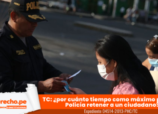 Expediente 04514-2013-PHC/TC con logo de jurisprudencia constitucional y LP