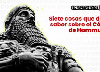 siete cosas saber codigo Hammurabi-LP