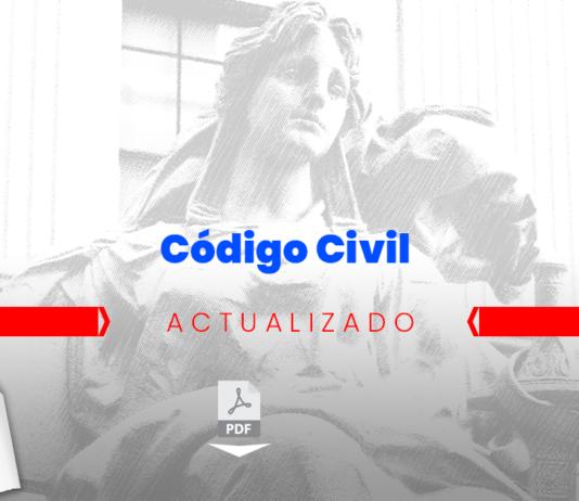 Código civil con logo LP