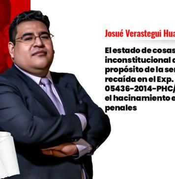 hacinamiento penales