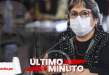 #ÚLTIMO | Ministra de Cultura renunció al cargo por el caso «Richard Swing»