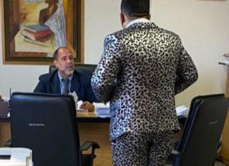 abogado animal print
