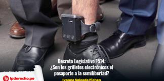 grilletes electrónicos pasaporte libertad