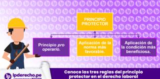 Casacion Laboral 574-2017, Lima con logo de jurisprudencia laboral y LP