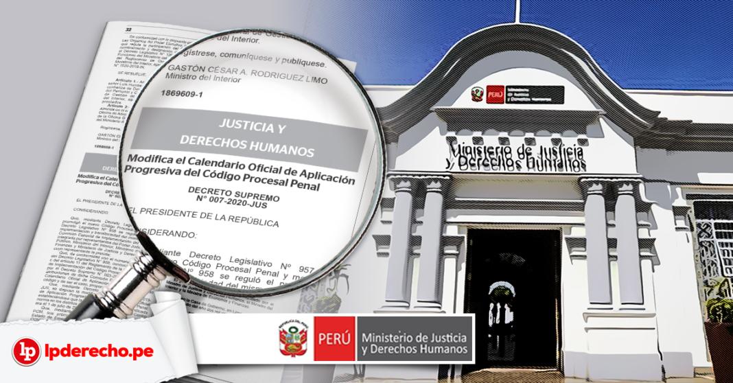 vigencia del Código Procesal Penal en Lima