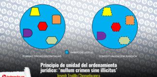 nullum crimen sine illicitus