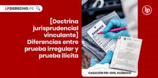 Casación 591-2015, Huánuco con logo de LP