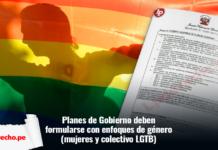 comunidad lgbt resolución 0305-2015-JNE con logo LP