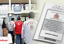 Reglamento de inscripción de candidatos para las elección de representantes ante el Parlamento Andino 2021 con logo LP