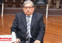 Julio Gutiérrez Pebe con logo de jurisprudencia penal y LP