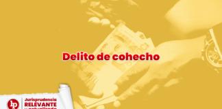 jurisprudencia sobre cohecho con logo LP