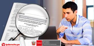 decreto supremo 0246-2020-jus con logo de lp