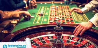 Casino con logo LP