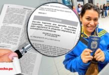 Decreto Supremo 010-2020-IN extranjera con pasaporte con logo lp