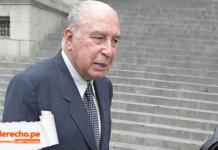Francisco Morales Bermúdez con logo de jurisprudencia constitucional y LP