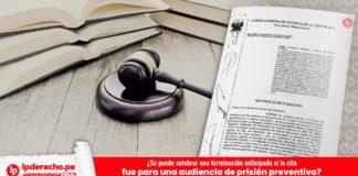 Casación 1503-2017, Tumbes con logo de jurisprudencia penal y LP