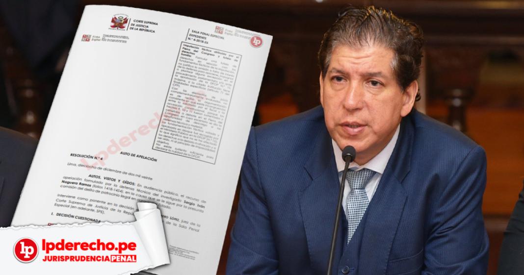 Jurisprudencia penal Ivan Noguera con logo de LP