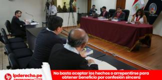 Recurso de Nulidad 1701-2018, Lima con logo de jurisprudencia penal y LP