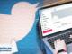 Jurisprudencia comparado Twitter bloqueo con logo de LP