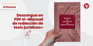 Descargue en PDF el «Manual de redacción de tesis jurídicas» con logo de LP