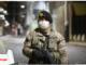 Militar cuarentena Perú con logo de LP