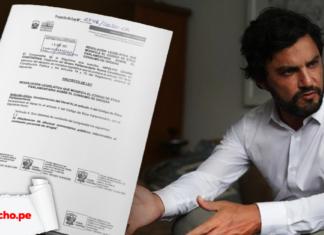 Proyecto ley 6942-2020-CR con Daniel Olivares y logo de LP