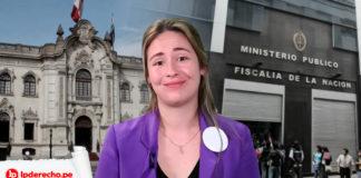 Ursula Moscoso, candidata al congreso por el Partido Morado