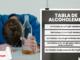 Ley 27753 con tabla de alcoholemia con logo de LP