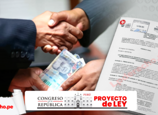 Proyecto Ley 71189-2020-CR con logo de LP