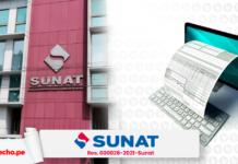 Sunat y sistema de emisión electrónica