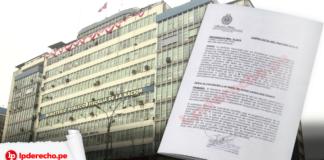 ¿Reserva de la investigación? Fiscalía autoriza que ciudadanos accedan a expediente de investigado por corrupción - LP