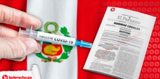 Gobierno pagará indemnización por los posibles efectos adversos de la vacuna