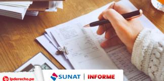 Informe Sunat IGV con logo de LP
