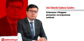José Eduardo Espinoza Cuadros