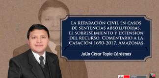 Julio Cesar Tapia Cardenas