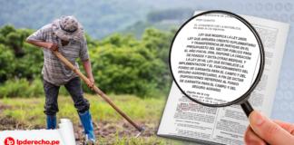Trabajador agrario
