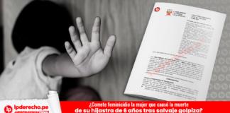 ¿Comete feminicidio la mujer que causó la muerte de su hijastra de 6 años tras salvaje golpiza?