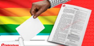 Protocolo para garantizar el derecho al voto de las personas trans