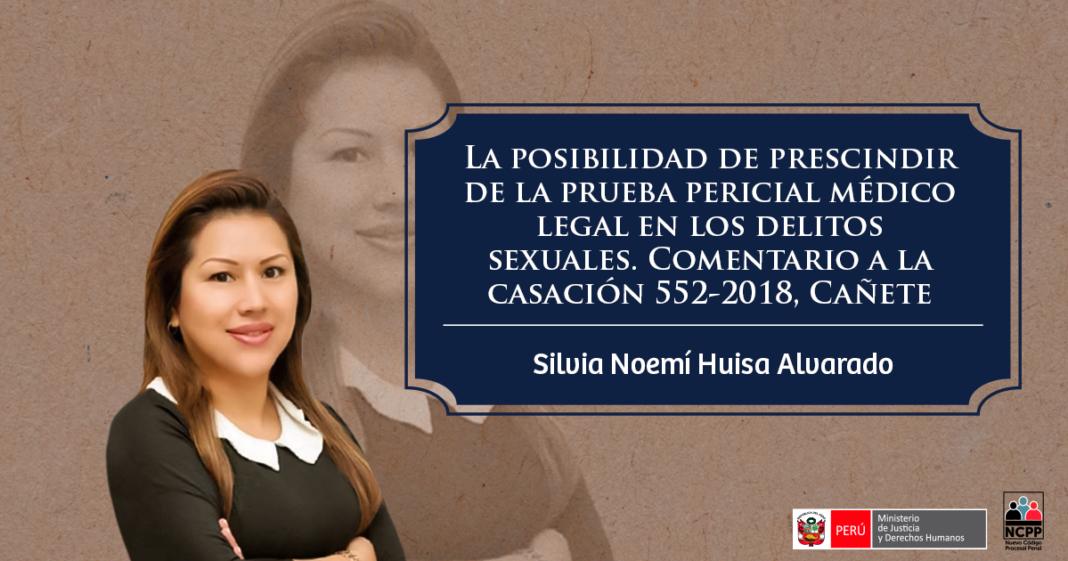 Silvia Noemí Huisa Alvarado